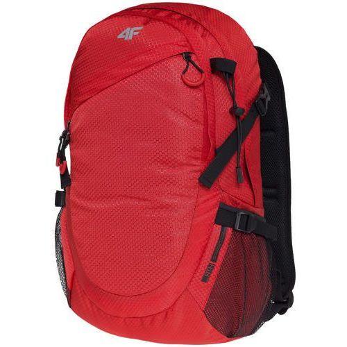 Plecak szkolny 20l pcu017 - czerwony marki 4f