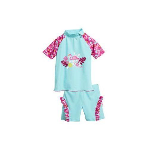 Playshoes strój kąpielowy-komplet uv flamingo (4010952478945)
