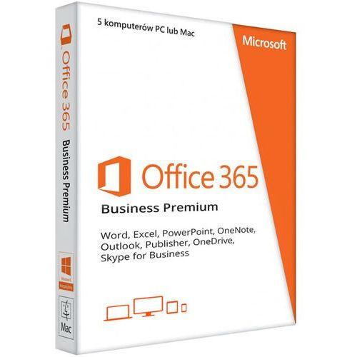 Microsoft Subskrypcja office 365 business premium 3 miesiące (5902709998037)