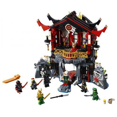 70643 ŚWIĄTYNIA WSKRZESZENIA (Temple of Resurrection) KLOCKI LEGO NINJAGO. Najniższe ceny, najlepsze promocje w sklepach, opinie.