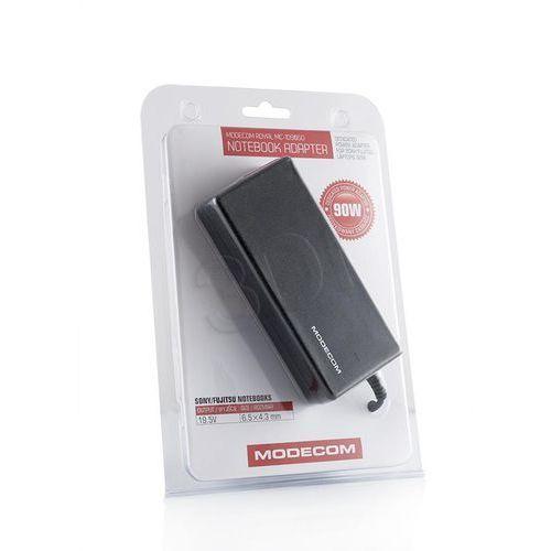 MODECOM DEDYKOWANY ZASILACZ DO LAPTOPÓW SONY/FUJITSU MC-1D90SO 90W ROYAL [6,5 x 4,3mm - 19,5V] (5901885240251)