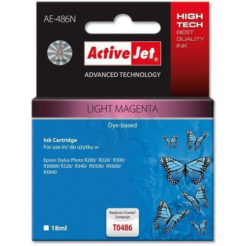 tusz ae-486n / c13t048640 (light magenta) darmowy odbiór w 20 miastach! marki Activejet