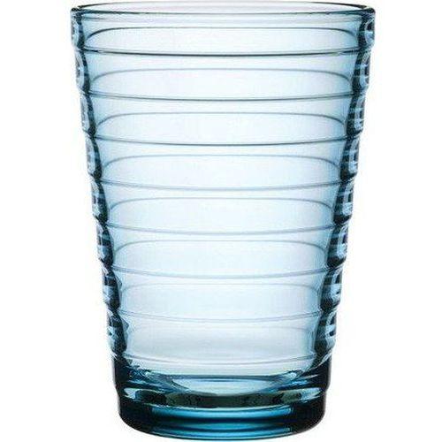 Szklanki Aino Aalto 330 ml błękitne 2 szt.
