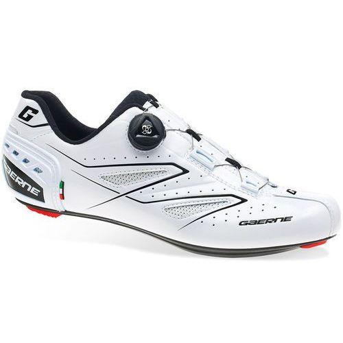 carbon g.tornado buty mężczyźni biały us 8 (42) 2018 buty rowerowe, Gaerne