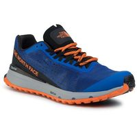 Buty - ultra swift nf0a3x1fc4m1 nautical blue/tnf black, The north face, 40-44