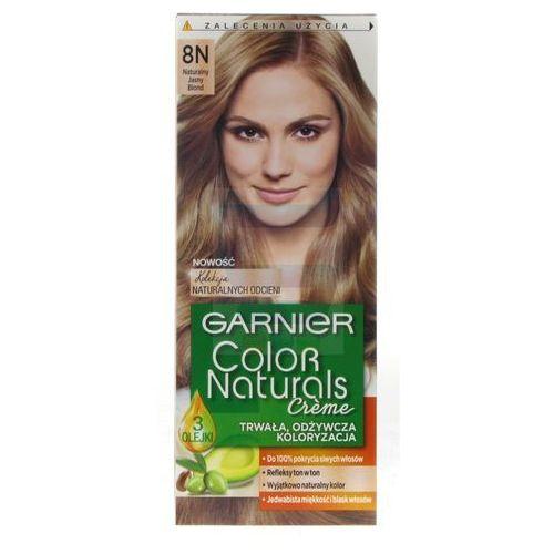 Garnier color naturals krem koloryzujšcy nr 8n naturalny jasny blond 1op
