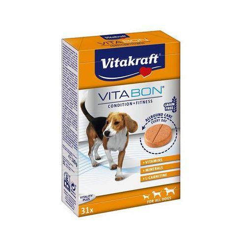 vita bon all dogs - tabletki witaminowe dla psów (5-20kg) 31tab. marki Vitakraft