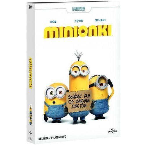 Mcd Minionki - . darmowa dostawa do kiosku ruchu od 24,99zł (9788379451562)