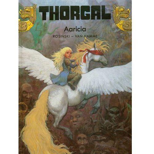 THORGAL TOM 14 AARICIA TW (2013)