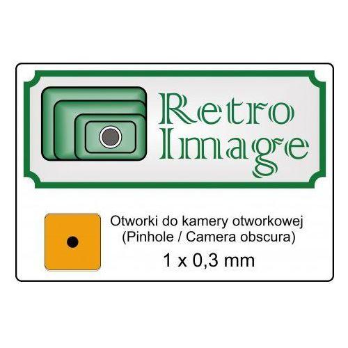 Retro image Retro-image otworek 0,3 mm do kamery otworkowej
