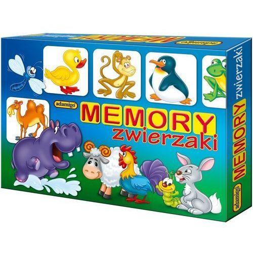 Adamigo Memory - zwierzaki - (5902410007189)