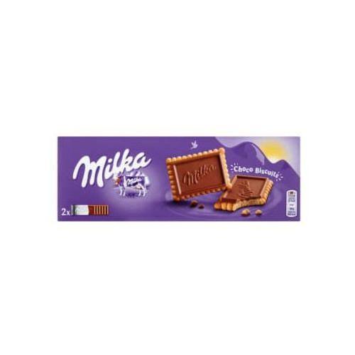 Milka 150g choco biscuit ciastka