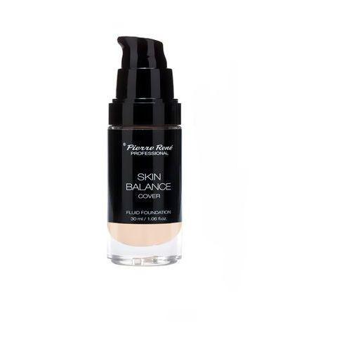Pierre rené face skin balance wodoodporny make-up dla długotrwałego efektu odcień 27 cream 30 ml