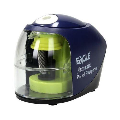 Temperówka automatyczna baterie niebiesko/czarn Eagle EG5146