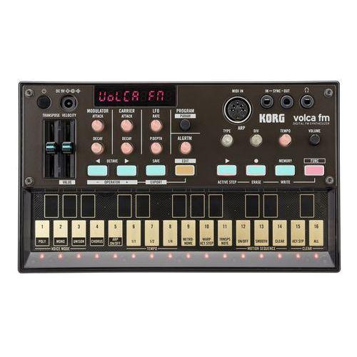KORG VOLCA FM syntezator cyfrowy, towar z kategorii: Keyboardy i syntezatory