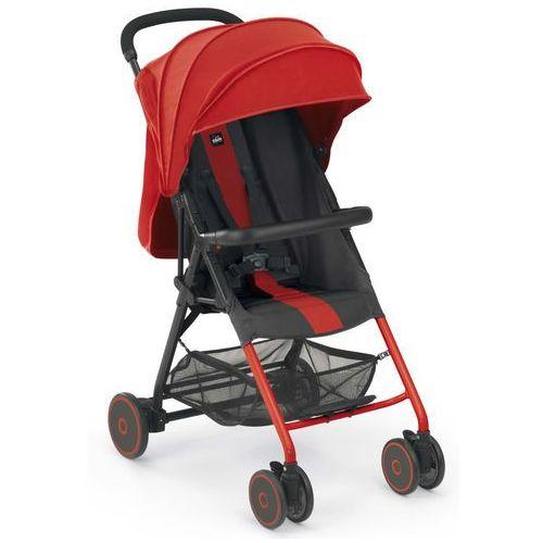 CAM wózek dziecięcy Fletto, czerwony