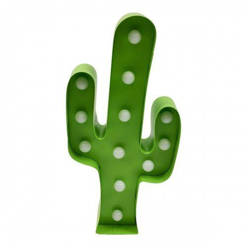 Lampka dekoracyjna cactus zielona marki D2