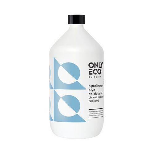 Płyn do płukania ubranek i pościeli dziecięcej hipoalergiczny 1 l - marki Only eco
