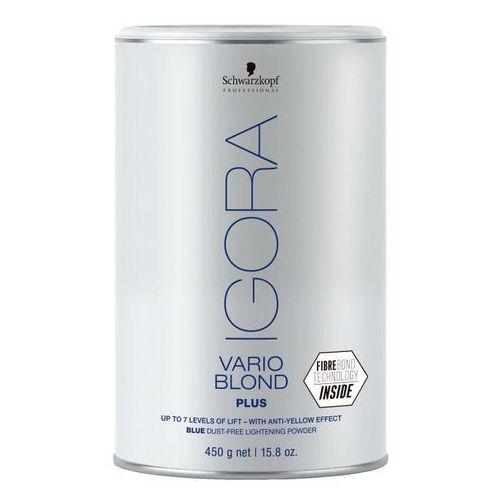 rozjaśniacz igora vario blond plus srebrny 450 g marki Schwarzkopf