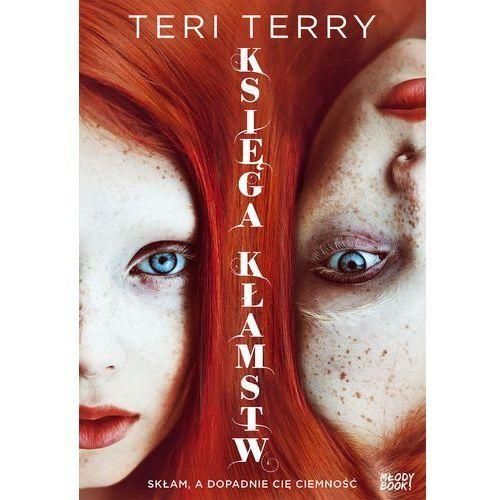 Księga kłamstw - TERI TERRY (392 str.)