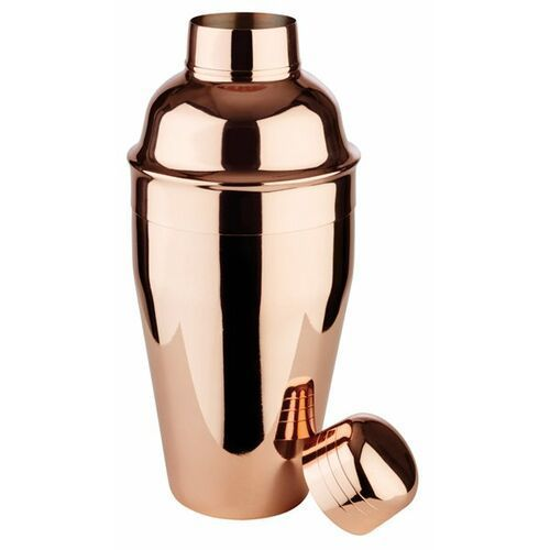 OUTLET - Shaker | miedziany | 0,5L