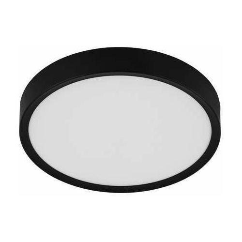 Eglo Musurita 98603 plafon lampa sufitowa 1x16,8W LED czarny/biały, kolor Biały