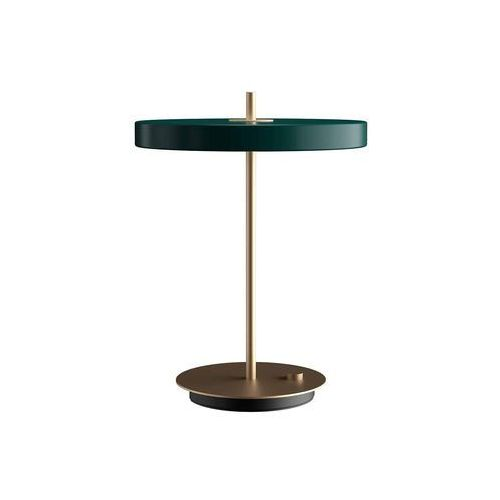 ASTERIA-Lampa stojąca LED Stal ze ściemniaczem i wtyczką USB Ø31cm   -10% z kodem HALO10, 2307