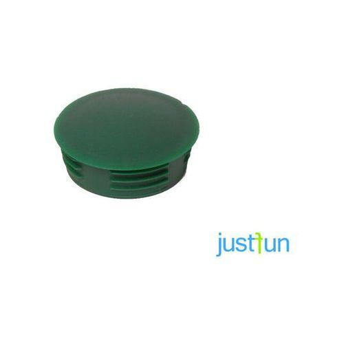 Zaślepka wciskana Ø35 mm - zielony marki Just fun