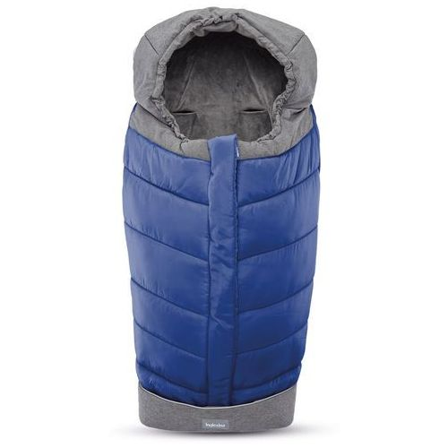 Inglesina śpiworek newborn winter muff - royal blue