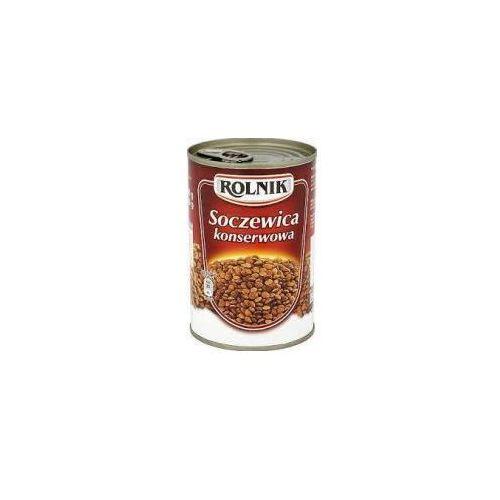 Soczewica konserwowa 425 ml Rolnik (5900919018057)