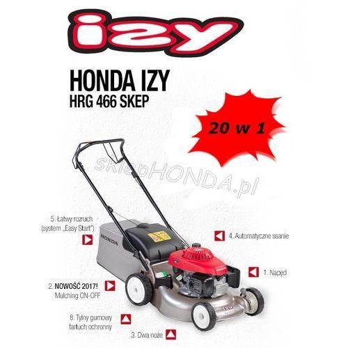 Honda HRG 466SKEP. Najniższe ceny, najlepsze promocje w sklepach, opinie.