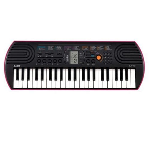 Casio sa 78 keyboard
