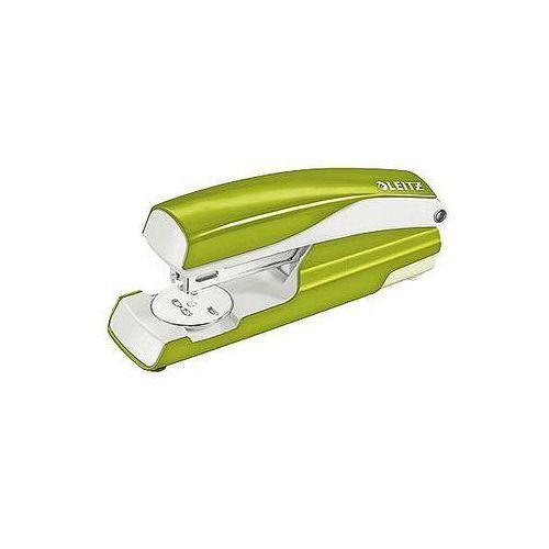 Zszywacz średni metalowy LEITZ WOW metaliczny zielony 30 kartek 55021064
