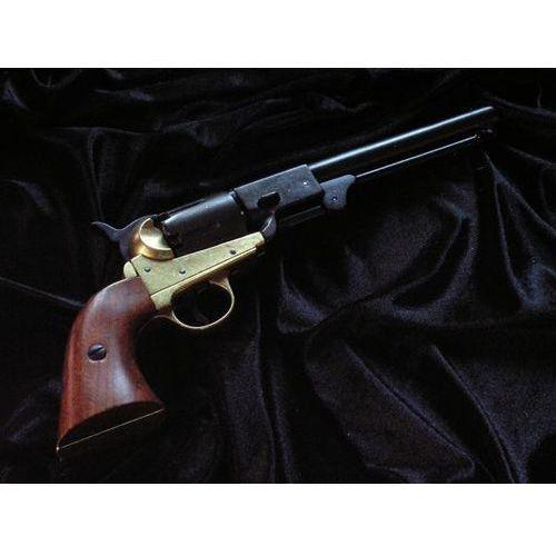 Kapiszonowy amerykański colt historyczny rewolwer navy 1851r. - replika broni (1083/l) marki Denix