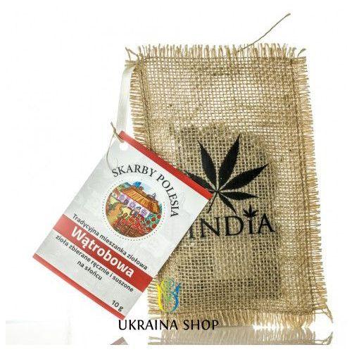 Herbata ziołowa wątrobowa, marki India cosmetics