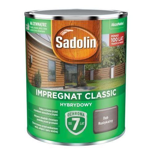 Impregnat do drewna hybrydowy dąb rustykalny 0,75 l marki Sadolin
