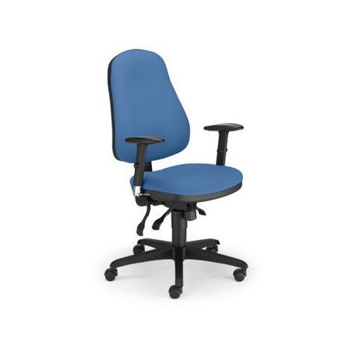 Krzesło offix gtp41 ts25 z mechanizmem ibra marki Nowy styl