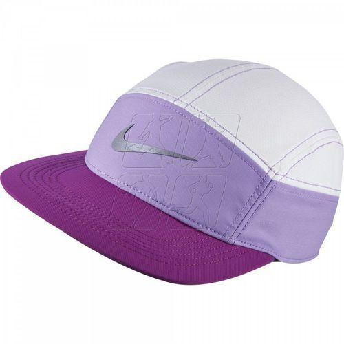 Czapka z daszkiem Nike Zip AW84 Running Hat W 778371-529