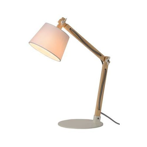 03600/01/31 lampa biurkowa olly white marki Lucide