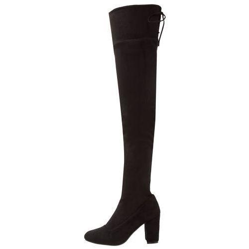 Glamorous Muszkieterki black, FW2694 PG