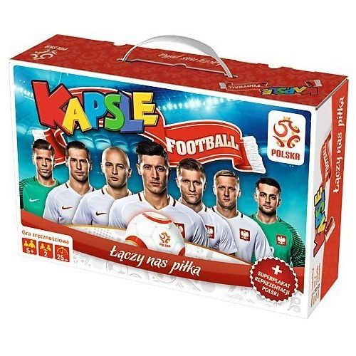 Kapsle Football PZPN TREFL, AM_5900511013658. Najniższe ceny, najlepsze promocje w sklepach, opinie.