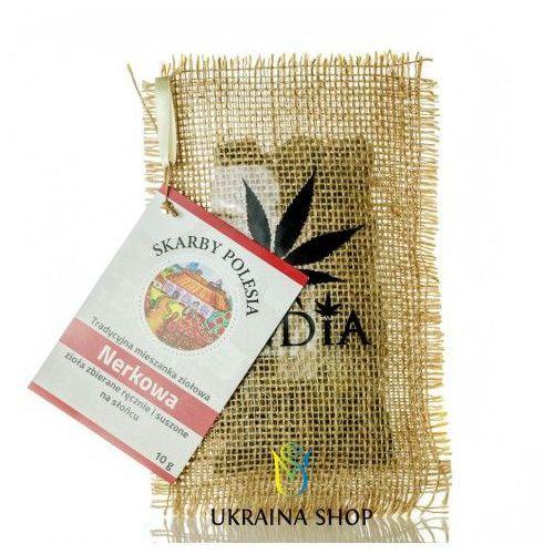 Herbata ziołowa nerkowa, marki India cosmetics