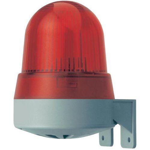 Sygnalizator łączony Werma Signaltechnik 423.110.68 czerwony Flesz 230 V/AC 92 dB, 423.110.68