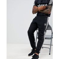 adidas Originals 3-Stripe Joggers In Black DH5801 - Black