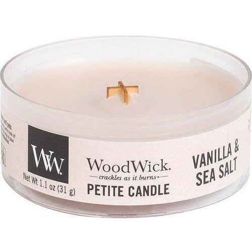 Świeca petite vanilla & sea salt marki Woodwick