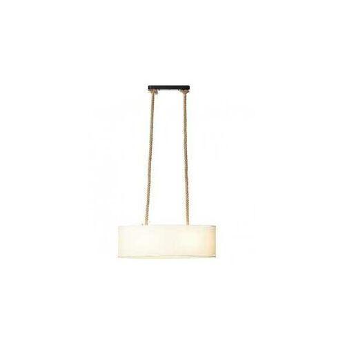 Brilliant Sailor 99195/09 lampa wisząca zwis 2x40W E27 biały (4004353377204)