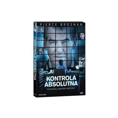 Kontola absolutna - 35% rabatu na drugą książkę! marki Kino świat