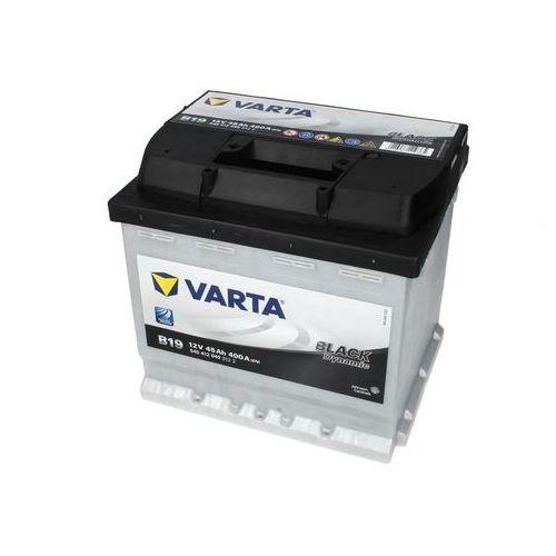 Akumulator VARTA BLACK DYNAMIC B19 45AH P+ 400A 12V