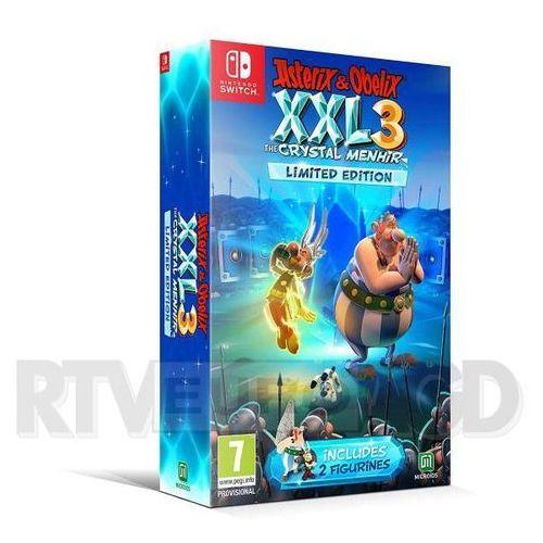 Asterix & Obelix XXL 3: The Crystal Menhir - Edycja Limitowana Nintendo Switch