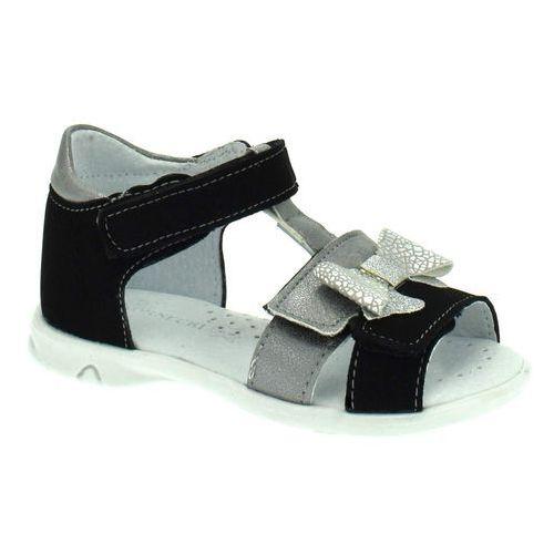 Sandały dla dzieci Kornecki 06309, kolor czarny